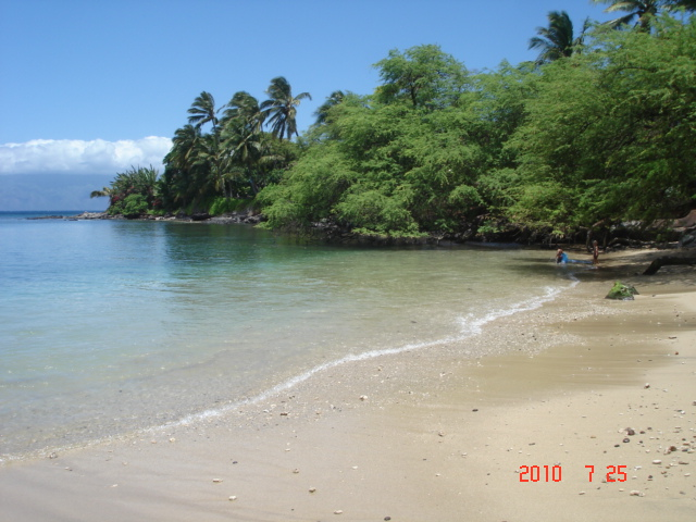 Private Beach