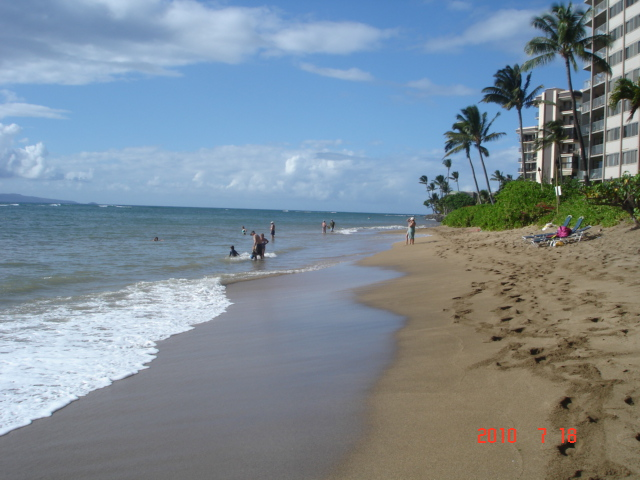 Kahana Beach North